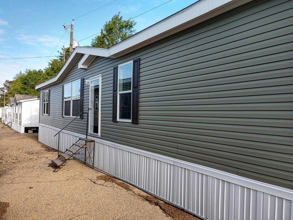 Hattiesburg Home Center Largest Inventory Of New And Used Mobile Homes